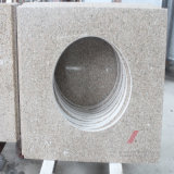 Natuurlijke Countertops van de Steen van het Graniet en Bovenkanten de van uitstekende kwaliteit van de Ijdelheid