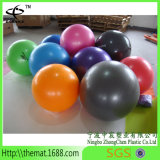 Bola de exercícios de yoga anti-explosão com bola de ioga de PVC com bom gosto ambiental