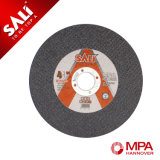 4 pulgadas de resina Bond abrasivo disco de corte para el acero inoxidable o madera