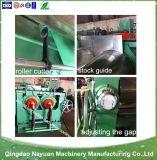 Dois rolos abrem o moinho de mistura, moinho de mistura de borracha com tecnologia nova