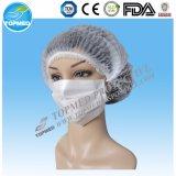 Alta qualità maschera di protezione non tessuta chirurgica a gettare di Earloop della 1/2/3 di piega