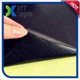 Nastro giallo adesivo del Teflon del nero della fodera del silicone facile di uso