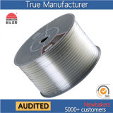 Tuyaux d'air d'unité centrale/canalisation d'air/conduit d'aération pneumatiques droits à haute pression 12*8 transparent