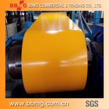 Hot-DIP Gegalvaniseerde Hoge Hoeveelheid PPGI voor de Gegalvaniseerde Staalplaat van het Dakwerk Meatl Kleur in Rollen (PPGI)