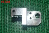 Pièces en aluminium de usinage de précision faite sur commande de commande numérique par ordinateur avec anodiser dur