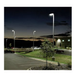 ETL, cETL, Ce, RoHS alistou o diodo emissor de luz Shoebox da luz de rua do diodo emissor de luz da lâmpada do excitador do elevado desempenho da iluminação do lote de estacionamento do diodo emissor de luz