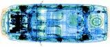Het Systeem van de Inspectie van het Voertuig van de Machine van de röntgenstraal van de Fabriek van China