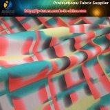 Tessuto elastico per i pantaloni della spiaggia, tessuto del poliestere dello Spandex del poliestere di Pringting