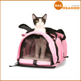 Hunde-/Katze-persönliche große Toto-Beutel-Orange auf Verkaufs-Haustier-Beutel