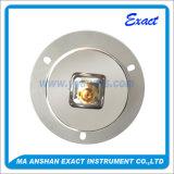 Calibre de pressão preenchido a óleo - Fornecedor de medidor de pressão - Painel de pressão de montagem em painel