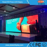 SMD 풀 컬러 P3 실내 임대료 LED 표시