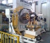 Uso Alemanha do Straightener e da máquina de Uncoiler e tecnologia de Japão