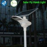 Bluesmart 2016 neuer Entwurfs-intelligentes Solarstraßenlaternemit justierbarem Sonnenkollektor