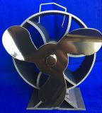 Wohle Entwurf Ecofan Wärme angeschaltener hölzerner Ofen-Ventilator