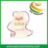 Form-natürlicher Farben-Baumwollsegeltuchtote-Beutel