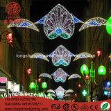 LED-im FreienweihnachtenDiwali dekorative Lichter für Straßen-Dekoration