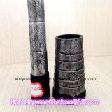 Espiral manguera de alta presión de aceite hidráulico flexible de goma con SAE100r3