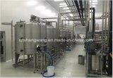 Cerveja líquida Carbonated linha de produção enlatada da máquina do enchimento