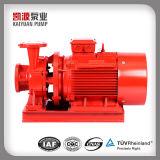Pompe à eau centrifuge de pompe de lutte contre l'incendie d'étape simple de Xbd pour la bouche d'incendie