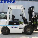 Venda quente de China Forklift de um LPG de 2 toneladas mini