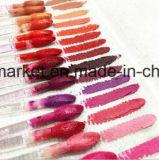 [مك] [رترو] [متّ] سائل أحمر شفاه 15 لون مستحضر تجميل خليط كبريتيديّ مصهور [ليبغلوسّ]