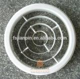 Difusores acessórios do redemoinho da ventilação do teto dos registos de ar da canalização