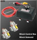 elektrischer Strom-Hilfsmittel-Handkurbel des Zug-12000lbs für Verkauf
