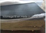 Acoplamiento de la pantalla de la trituradora con el acero de alto carbón para exportar