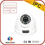 2017 1080P PoeのドームIP CCTVの監視カメラ