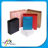 Handgemachte Packpapier-Großhandelskosmetik/Schuhe, die Papiergeschenk-verpackenbeutel kleiden