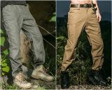 Calças táticas de acampamento de caminhada ocasionais da cidade de Commeter das calças de homens ao ar livre