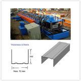 Metallstift-Licht-Stahlrahmen-Rolle, die Maschine bildet
