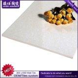 De Fabrieken van Ceramiektegels in China vormen de Eenvoudige Woonkamer van de Keuken van de Tegel van de Muur van 300X600mm