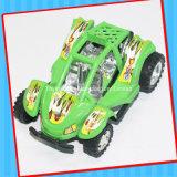 中国製キャンデーが付いているプラスチックレースカーのおもちゃ