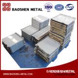 Изготовление металлического листа раковины нержавеющей стали подгонянное компонентами обрабатывая изготовление Китая