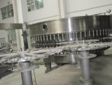 De volledige Lopende band van het Water van de Fles van het Huisdier Voor de Kleine Bottelende Fabriek van het Water