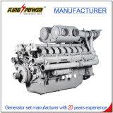 고전압 디젤 엔진 발전기 400kw/500kVA 10.5kv를 위한 Perkins 엔진