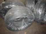 Galfan galvanizado por inmersión en caliente de alambre de acero (Zn y Al de la aleación)