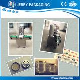 Машина автоматического запечатывания вакуума бутылки опарника покрывая для соуса & затира