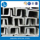 Barras de canal de aço inoxidável de 316L 304L e barras de ângulo