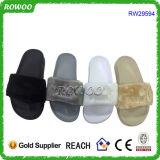 Sandals Elegant Plush Winter方法女性屋内スリッパ(RW29594)
