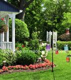Elegante Veilige Openlucht Gebruikende Navulbare ZonneLantaarn met het Warme Witte Trillen