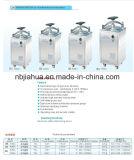 Acier inoxydable automatique d'autoclave vertical de Jh-30mA/40mA/50mA/75mA/10ca/150ca/200ca
