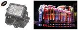 16*8W LED RGBW 4 in 1 im Freien Architekturlicht der Unterlegscheibe-Licht-/LED/im Gesichts-Licht/im Flut-Licht