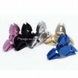 Fábrica de LED China ABS Liga de metal Hand Fidget Spinner Toys