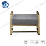 Selles d'acier inoxydable avec le coussin élastique d'élasticité élevée