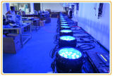 acontecimiento impermeable de la luz de la etapa de Lgiht de la IGUALDAD del zoom de 18*10W LED Wedding la iluminación al aire libre del jardín