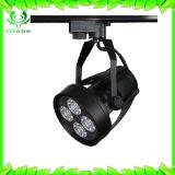 Luz de la pista Pista tienda de ropa regulable LED de iluminación LED de 20W