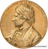 Nuevo de la llegada medallas plateadas de la venta al por mayor barato metal atractivo