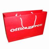 Excellent sac personnalisé de Livre Blanc de Cmyk pour des achats